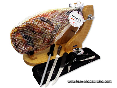 Professional Ham Carving Kit - Iberico Shoulder Fermín