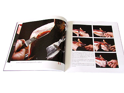 Cutting Ham by Knife Book Details 1