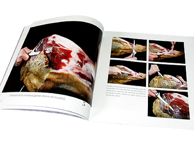 Cutting Ham by Knife Book Details 4