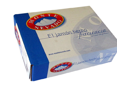 Iberico Shoulder Monte Nevado Boneless Box