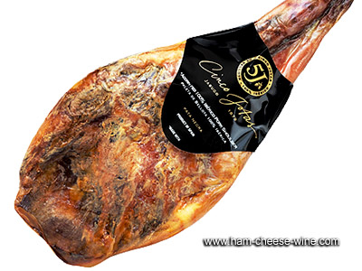 Pure Iberico Shoulder de Bellota Cinco Jotas 5J 12