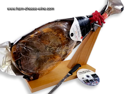 Economic Ham Carving Kit - Serrano shoulder Fermín