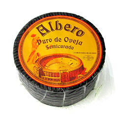 Pure Sheep Cheese Albero