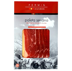 Serrano Shoulder Fermín Sliced